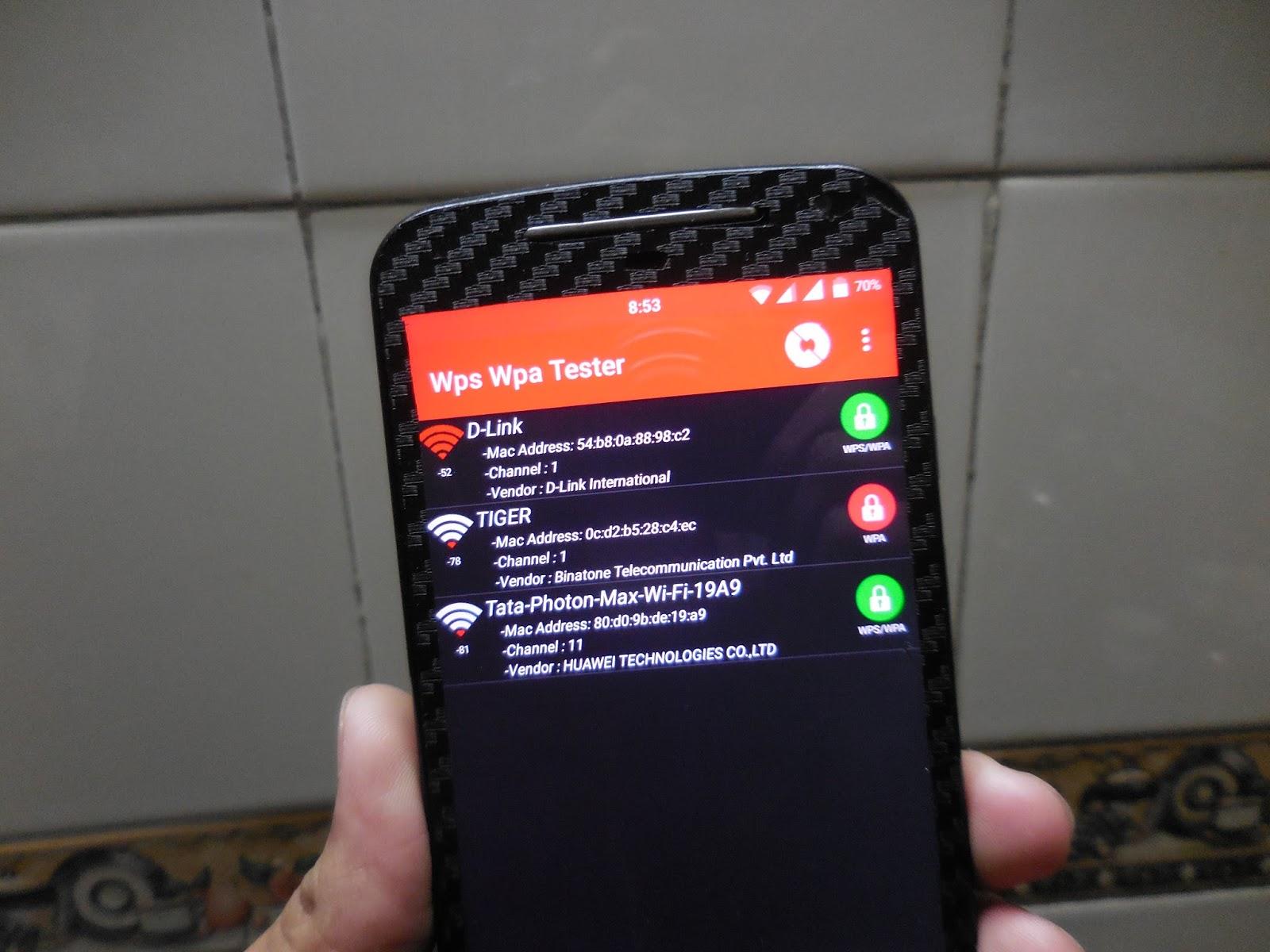 Android Wifi Şifre Kırıcı Programlar