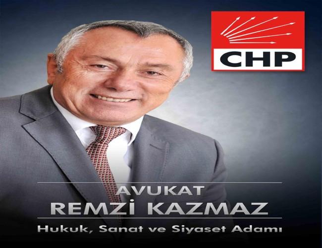 Gazi katliamı ve derelerin avukatı Remzi Kazmaz, CHP Yüksek Disiplin Kurulu adayı