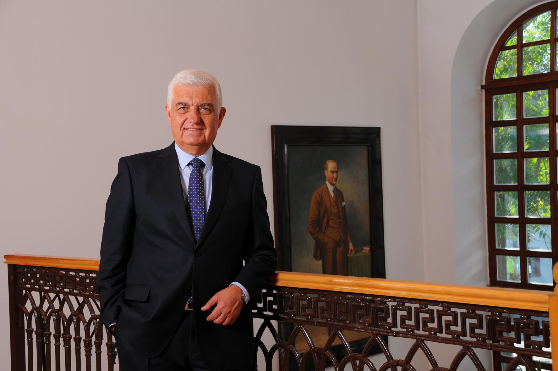 Muğla Büyükşehir Belediye Başkanı Osmen Gürün Lozan'ın 97. yılını kutladı