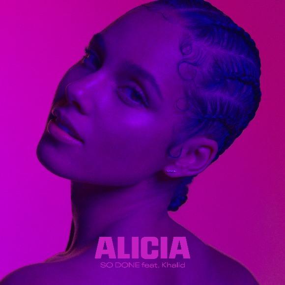 Alicia Keys ve Khalid'den yeni R&B teklisi 'SO DONE'