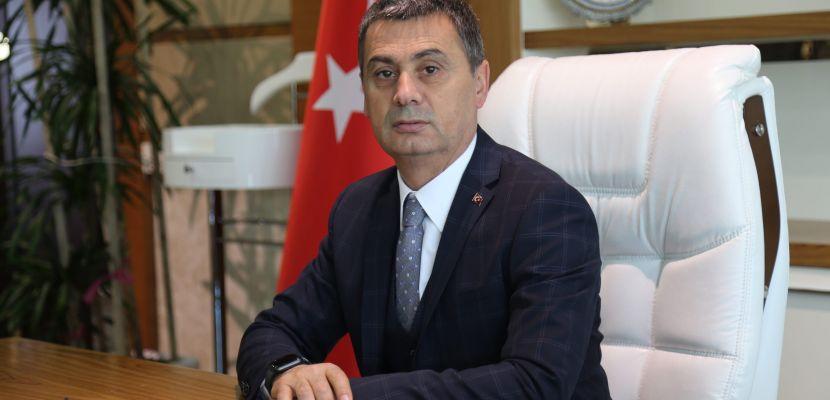 Başkan Şimşek'ten 30 Ağustos Zafer Bayramı Mesajı