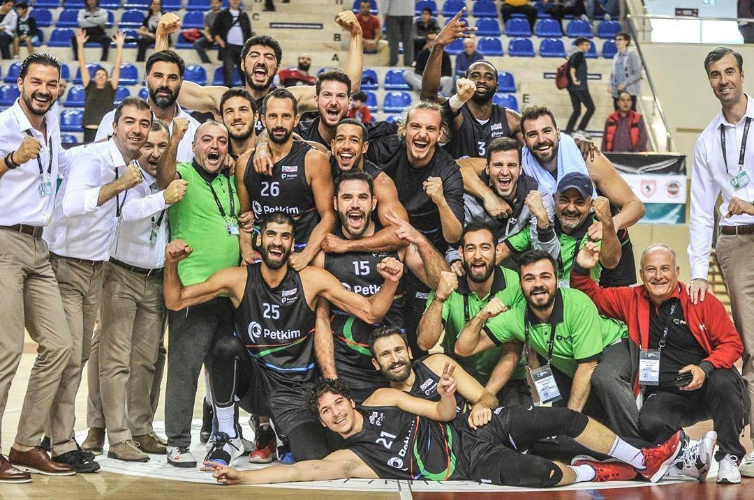 Petkimspor Basketbol Süper Ligi'nde mücadele edecek!