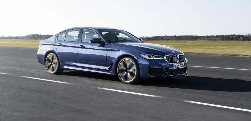 Standartları Yeniden Belirleyen Yeni BMW 5 Serisi Ağustos'ta Türkiye Yollarında