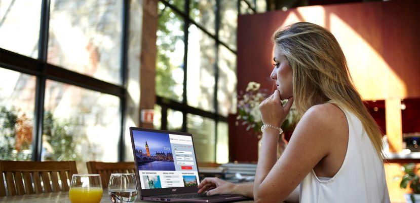 Acer, Uygun Fiyatlı Swift 3 Ultra İnce Dizüstü Bilgisayar Serisine 1,2 kg'lik Modeller Ekledi