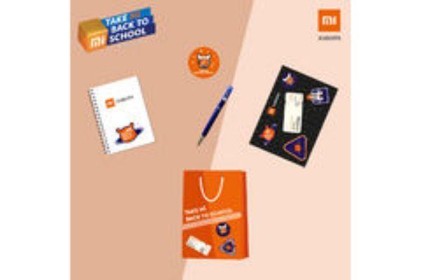 """EVOFONE – Mi Store'dan okula dönüş kampanyası: """"Take Mi back to school"""""""