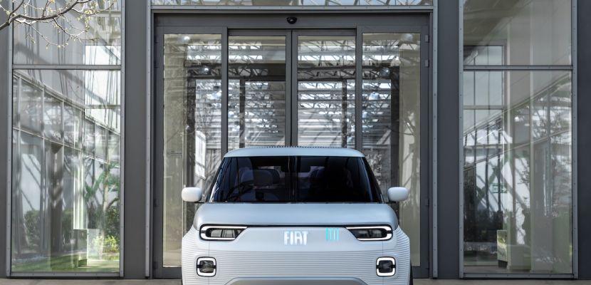 Fiat Concept Centoventi 2019'un En İyi Konsept Otomobili Seçildi!