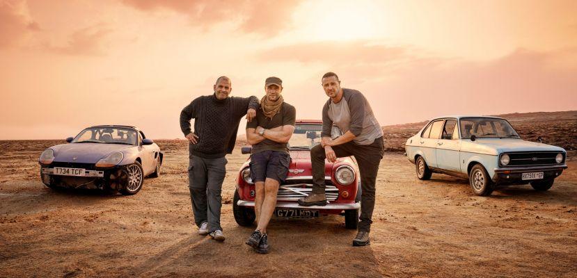 Top Gear Bloomberg HT'de