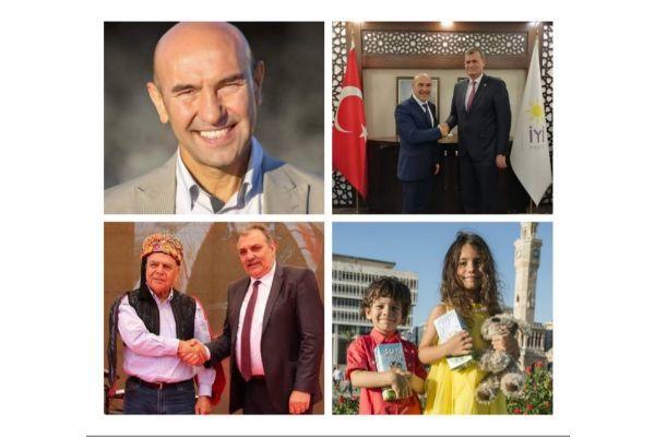Aziz Kocaoğlu'nun başlattığı süt projesi 12 yıl aradan sonra Tire'de
