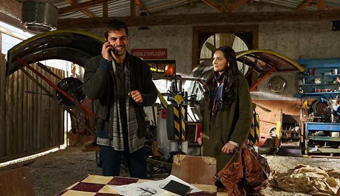 Gönül Dağı 28 Kasım Cumartesi akşamı 6 bölümüyle TRT 1 ekranlarında
