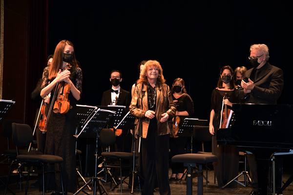 Kadıköy Panemi Orkestrası ikinci konserini verdi