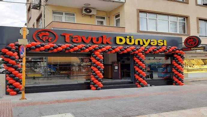 Tavuk Dünyası, İstanbul'daki şube sayısını 77'ye çıkardı