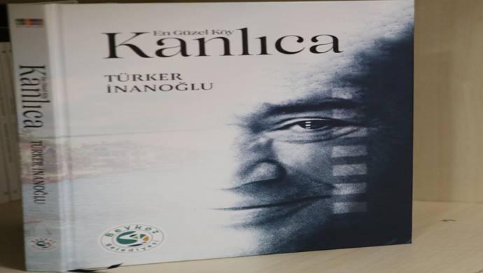 Türker İnanoğlu'nun gözünden anlatan En Güzel Köy: Kanlıca kitabı çıktı