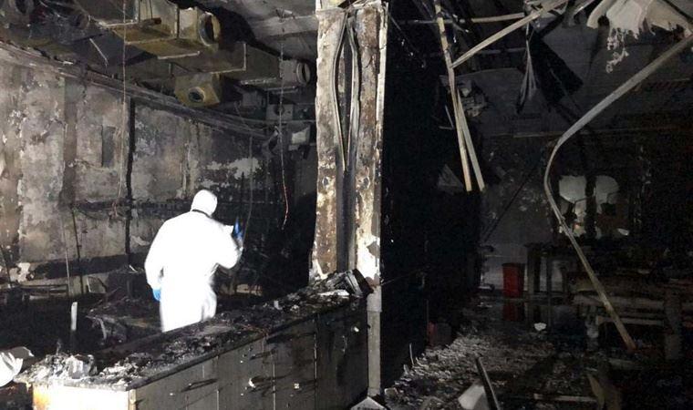 Gaziantep'te özel hastanede çıkan yangında 9 kişi hayatını kaybetti
