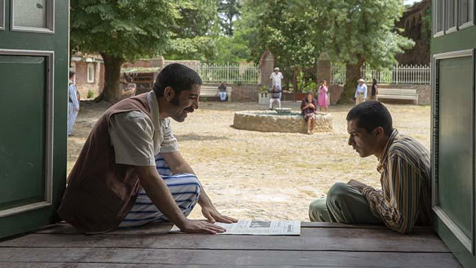 Başarılı oyuncu Erdal Ayna Öğrenci Evi dizisi kadrosunda