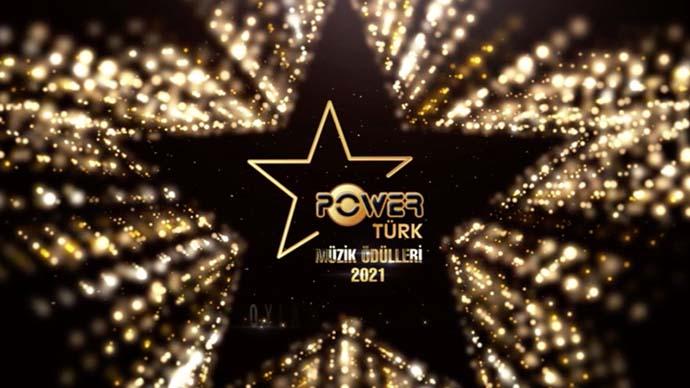 PowerTürk Müzik Ödülleri 2021 için geri sayım başladı