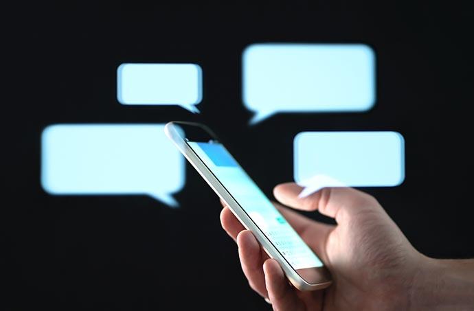 Siber dolandırıcılar kısa mesajlar aracılığıyla dolandırıcılık peşinde