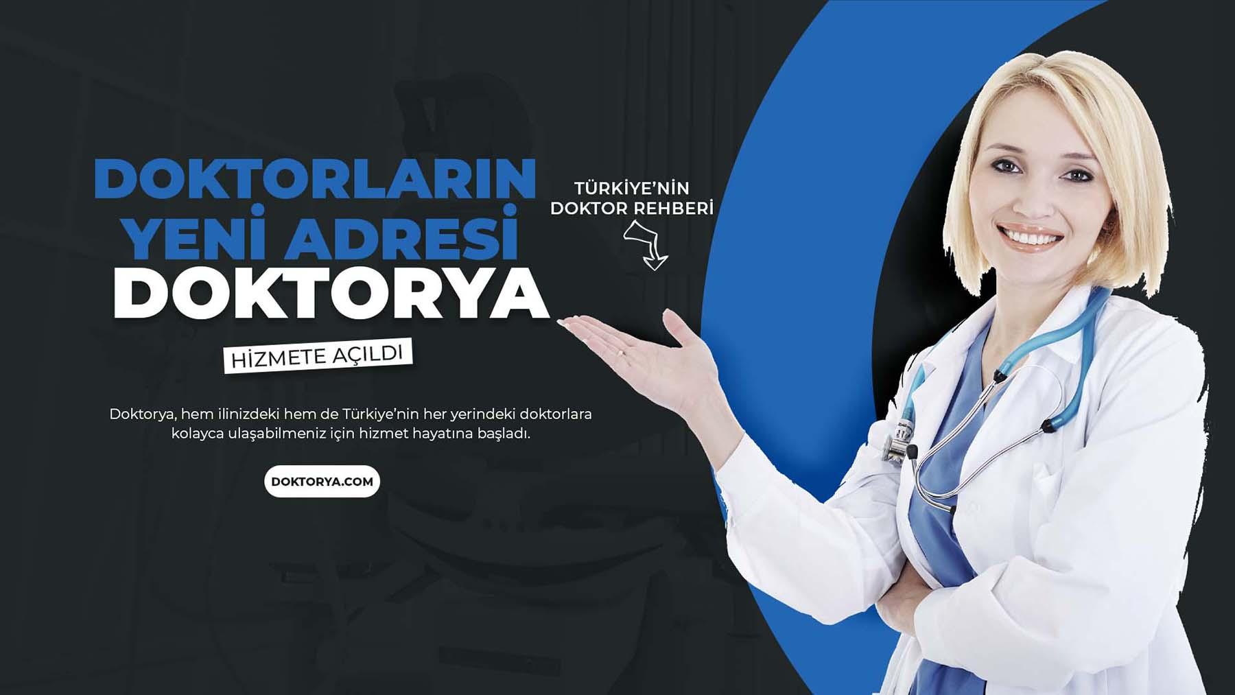 Doktorların Yeni Adresi Doktorya Hizmete Açıldı » Aktüel