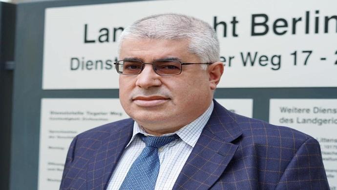 PROF. DR. ABDURRAHİM VURAL, ALMANYA'DA İSLAM DİNİNİN RESMİ DİN OLARAK TANINMASI İÇİN BAŞVURU YAPTI
