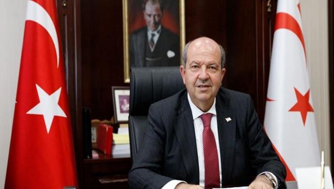 Cumhurbaşkanı Ersin Tatar, Tüm Beşiktaş camiasını kutladı