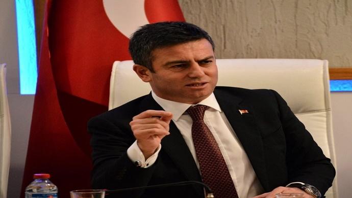 AK Parti Ankara Milletvekili Barış Aydın Kurban Bayramı sebebiyle bir tebrik mesajı yayımladı